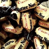 Jual Permen Kacang Butter Nut Collins Jadul / Butternut Collin Peanut Candy Murah