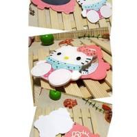 Jual #Rumah Tangga Cermin Rantai - Hello Kitty Murah