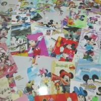 Jual (Produk) Sticker Kartu Isi 5 - Mickey Mouse Murah