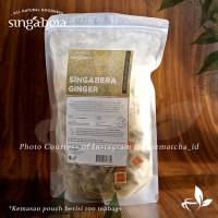 Jual Singabera Teh Premium Indonesia - Singabera Ginger Tisane 1 tea bag Murah