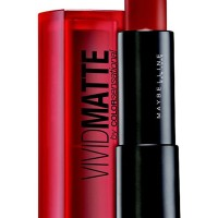 Maybelline COLOR SENSATIONAL VIVID MAT RED 1 (100% ORIGINAL)