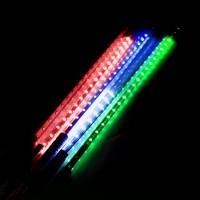 LED Meteor Light 5050 72 Mata RGB 80 Cm Dekorasi Hias Rain Shower