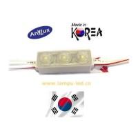Jual (Sale) ANX LED Module Mini Korea SMD2835 - 3 Mata | White Murah