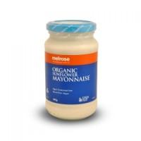 (Diskon) Melrose, Organic Sunflower Mayonnaise 365g (Vegan Mayonnaise)