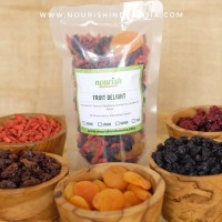 (Dijamin) Fruit Delight (Campuran Buah Kering) 250 gr