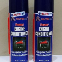 Engine Conditioner - Air Intake Foaming - Injection Cleaner Autofit