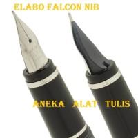 PILOT FOUNTAIN PEN ELABO FALCON METAL BARREL / PENA FE-25SR