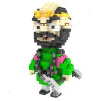 Jual murah meriah Loz Lego Nano Block Nanoblock Sha Wujing Murah