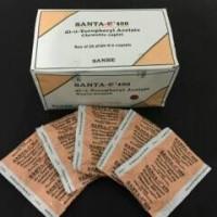 Jual (Diskon) Santa E 400 mg isi 4 tablet Murah