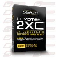 Promo EKSKLUSIF Hemotest 2XC 60 Caps Nutrabolics