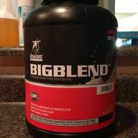 Terlaris betancourt big blend 5lbs bigblend 5 lbs whey protein