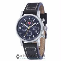 AVI 8 Man Hawker Hurricane Watch Blue Dial Black AV 4041 03