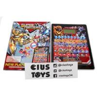 Jual TERLARIS mainan edukasi belajar anak playpad transformer murah Murah
