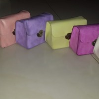 Jual tas selempang mini import korea wanita perempuan sling - FTS003 Murah