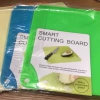 Jual Talenan Alas Potong Praktis Serba Guna Smart Cutting Board Murah