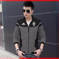 Jual Jaket Juventus CL pakaian pria jeket warna hitam dan misty Murah