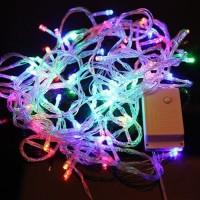 Jual Lampu Natal LED Warna Twinkle Light hias pohon tumblr dekor - EA023 Murah