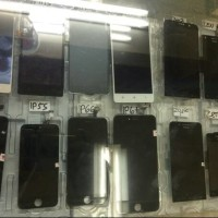 Jual LCD TOUCHSCREEN IPHONE 4 4S KACA DEPAN LAYAR original Murah
