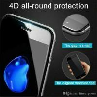 Jual IPHONE 6 6 + TEMPERED GLASS FULL LCD GORILLA KACA COVER CURVED EDGE 4D Murah