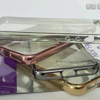 Jual Silicon Case Xiaomi Mi4i / Mi4c Shining Chrome By Delkin Murah