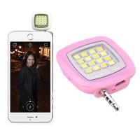 Jual Flash Light Universal Smartphone LED - Lampu Flashlight Selfie Murah