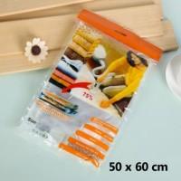 Jual [ ECERAN ] Small Size Vacuum Bag Storage 50x60 Cm Compressed Package Murah