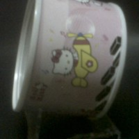 Jual promo Jam Cermin Tepuk Hello Kitty Murah