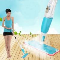 Jual (Dijamin) Alat Pel Semprot Otomatis Healthy Spray Mop - Merah Murah