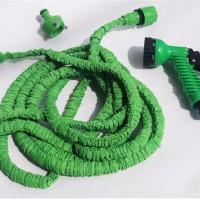 Jual Selang Air Flexibel 15 Mtr Auto Expandable Magic X-hose - Hijau Murah