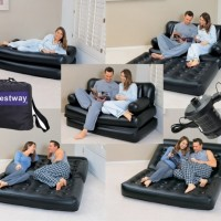 (Murah) Air Sofa Bed 5 in 1 Kasur Angin Bestway