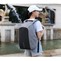 Smart Backpack anti Theft Tas anti Maling model XD Design Trend XD-USB