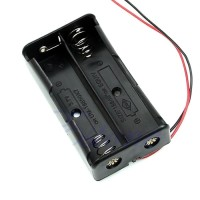 Jual DIY 18650 Cell Charger Without Lid 2 Cell - BC-002 Murah