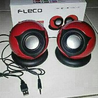 Jual Harga murah SPEAKER FLECO F-009/ MODEL POKEMON Murah