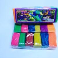 Jual Play Dough 110gr / Fun Doug / Lilin Mainan doh / Clay malam Murah