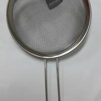 Jual Tea Strainer / Penyaring / saringan teh / Stainless 15cm - GENEV915 Murah
