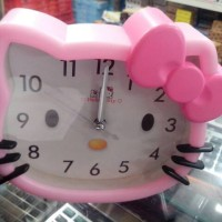 Jual Harga murah Jam Meja Hello Kitty Murah