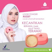 Jual special CAREWELL LOOSE POWDER - BEDAK TABUR CAREWELL Murah