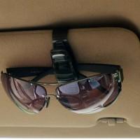 Jual sunglasses hanger gantungan kacamata klip clip organizer car glasses Murah
