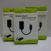 Jual KABEL OTG Micro USB to USB Female | On The Go Android Murah