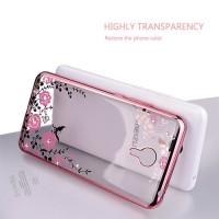 Jual TPU FLOWER Meizu m2 mini soft case casing back cover ultrathin bling Murah