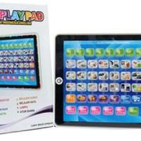 Jual MAINAN EDUKATIF ANAK PLAYPAD TABLET PC Berkualitas Murah