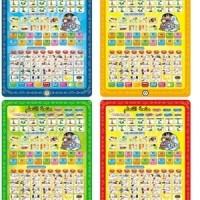 Jual Mainan Anak Playpad Anak Muslim 4 Bahasa Lampu Led / Maina Berkualitas Murah