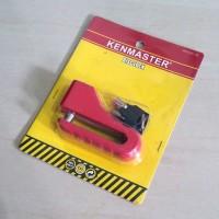 Jual Disc Lock Kunci Gembok Pengaman Cakram Motor Murah