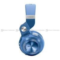 Jual Bluedio Turbine T2+ Headphone Bluetooth Card Slot + FM Radio - Biru Murah