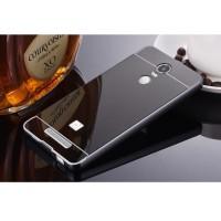 Jual Aluminium Tempered Glass Hard Case Casing Cover Hp Xiaomi Redmi Note 3 Murah