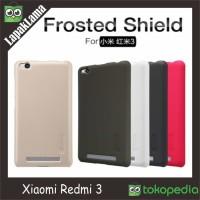 Jual Case Nillkin Xiaomi Redmi 3 Back Hard Case Cover Casing Hardcase 78912 Murah