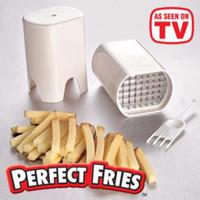 Jual (Dijamin) PERFECT FRIES POTATO Cutter / pemotong kentang Murah