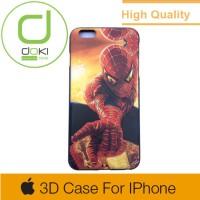 Jual (Dijamin) Case iPhone 6 Plus - Spiderman 3D Case Murah