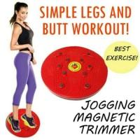 Jual Alat Pijat Magnetic Trimmer Jogging Body Plate | Melangsingkan Tubuh Murah