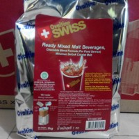 Jual Ovaltine Swiss Colat Malt Produk Import Thailand 1kg Murah